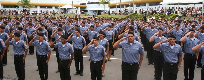 Polícia Militar Legal